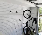 Garage Storage and Bicycle Rack