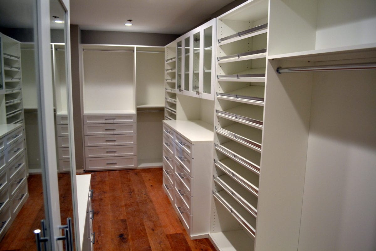 Multi Space Home Closet